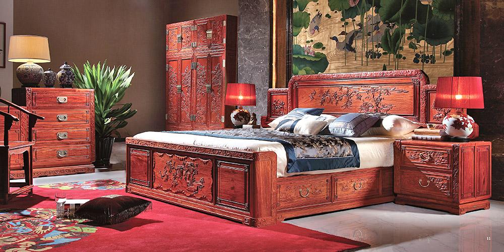 中式家具攝影