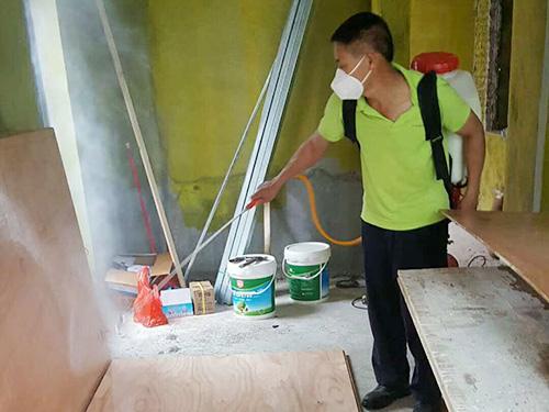 新建白蟻預防