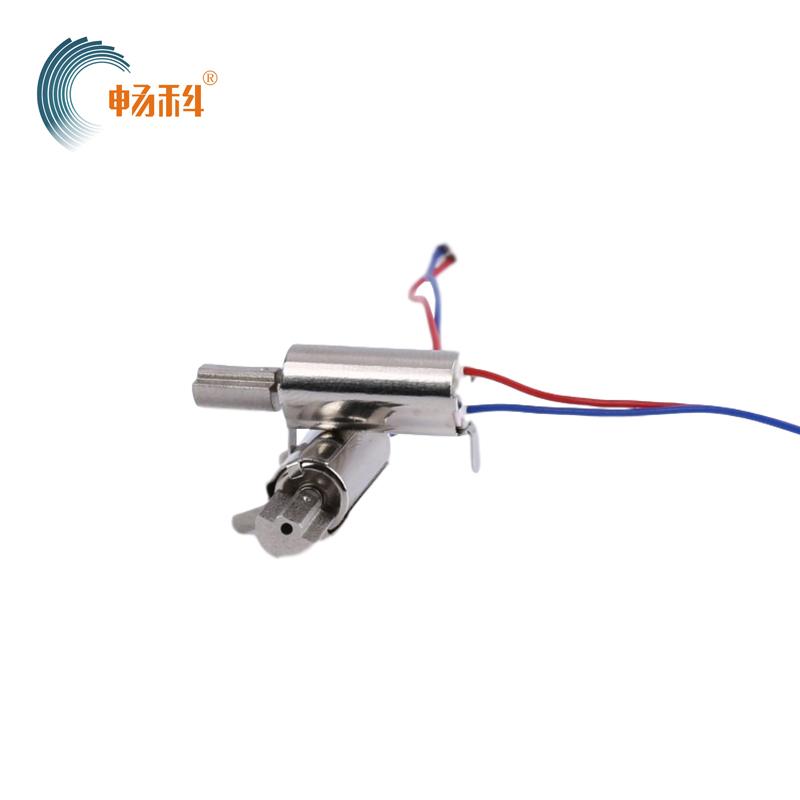 靜音電動牙刷電機多少錢一只_暢科電機_外徑6mm_外徑17mm