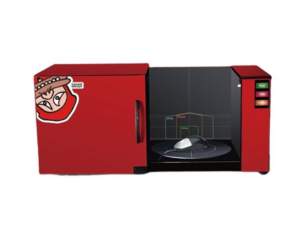 便攜式非破壞性工業X射線CT掃描儀NAOMi-CT系列