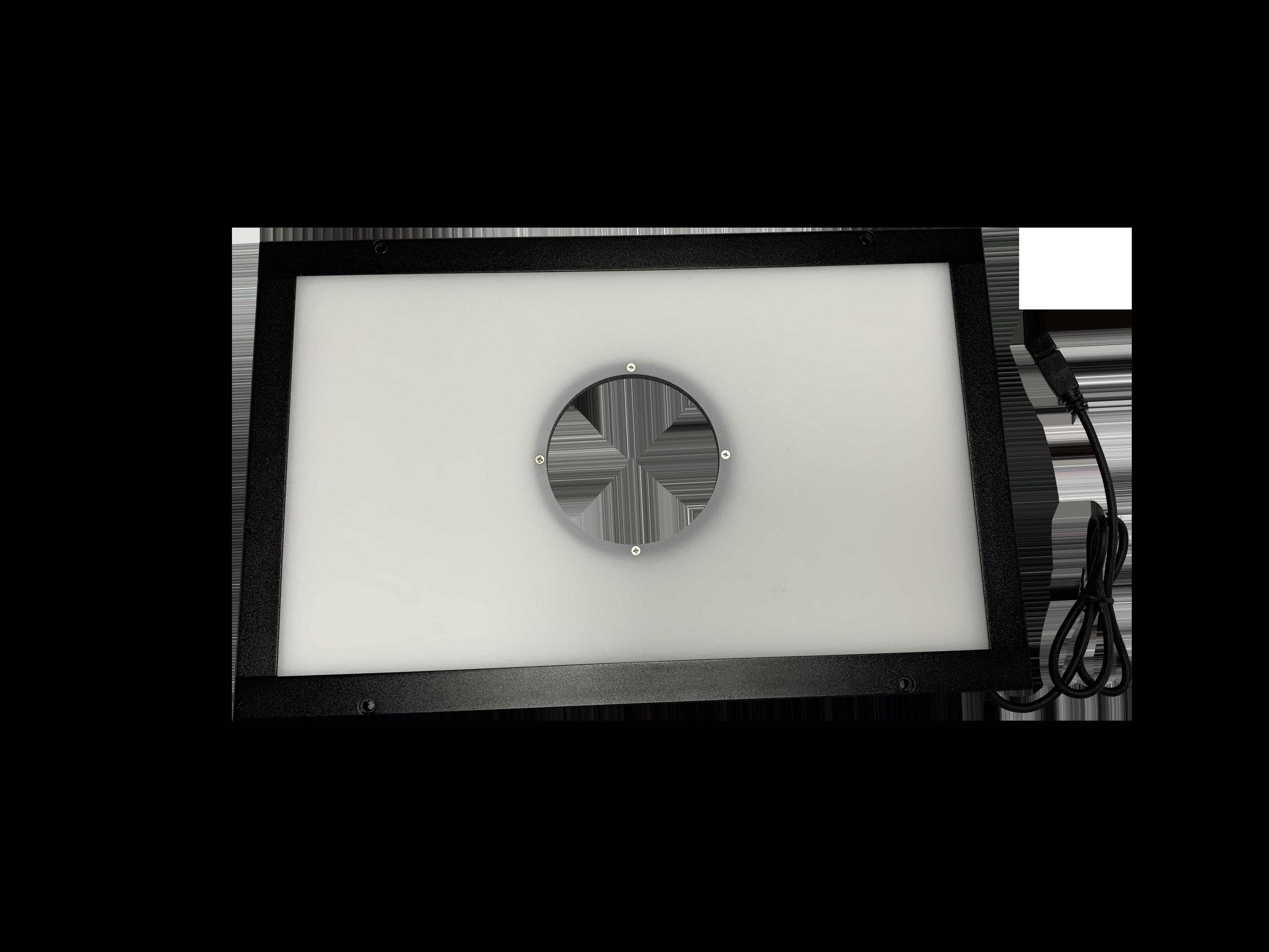 開孔側面導光光源FL270158K-K70