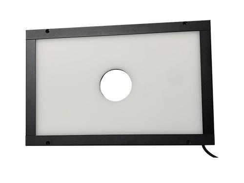开孔侧面导光光源FL250150K-K50