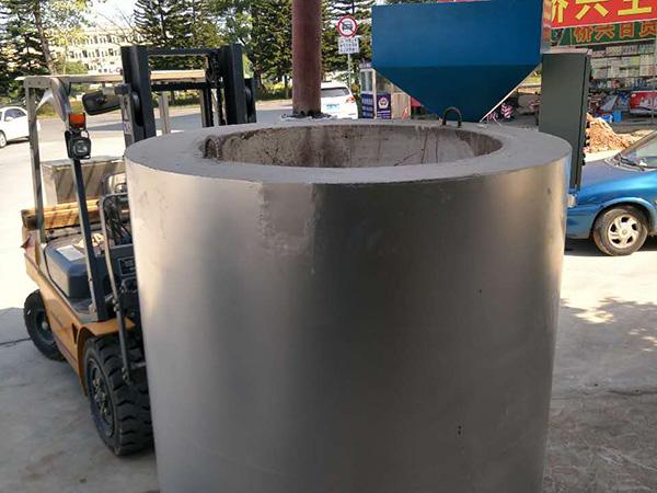 熔鋁爐設計