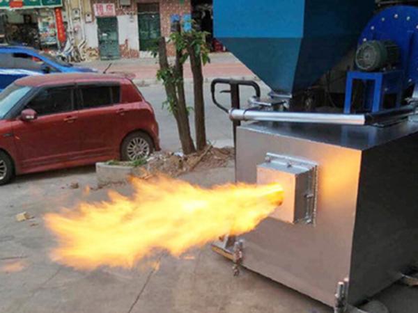 東莞生物質燃燒機