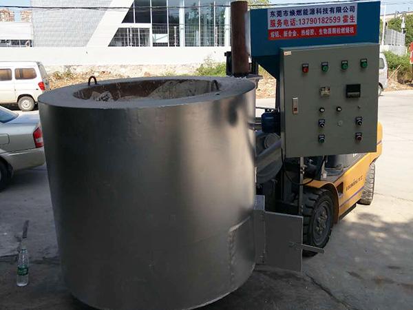 熔鋁爐制造