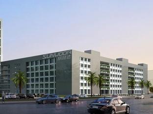 欣旺達裕永興C棟廠房9層設備擺放房屋承重安全檢測鑒定方案