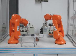 工业机器人行业的专业共建