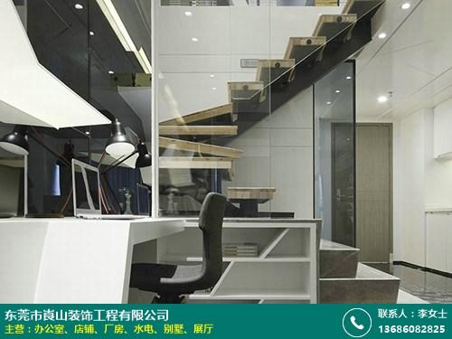 寶安辦公室裝修公司 崀山裝飾 老總 大型 實用 個性 小型 公共