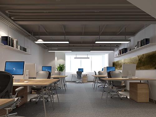 廣州社區辦公室裝修施工方案 崀山裝飾