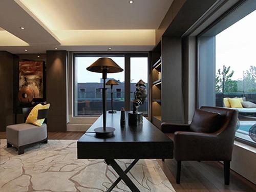 樟木头小户型别墅装修翻新 广东精业建设工程有限公司 中式 奢华