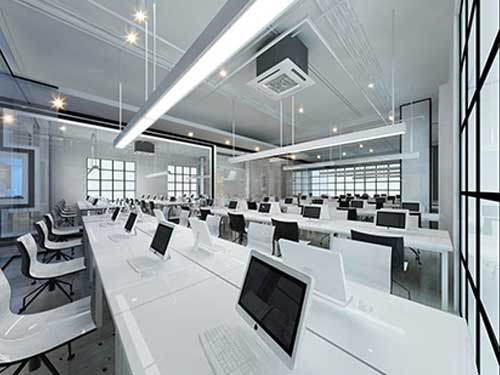 企石大型辦公室裝修 廣東精業建設工程有限公司 多功能 公司 老總