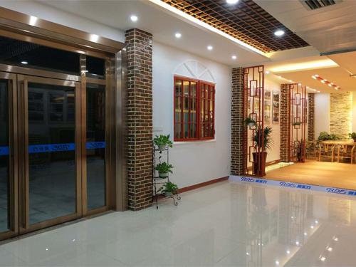 高步展廳裝修裝飾 廣東精業建設工程有限公司