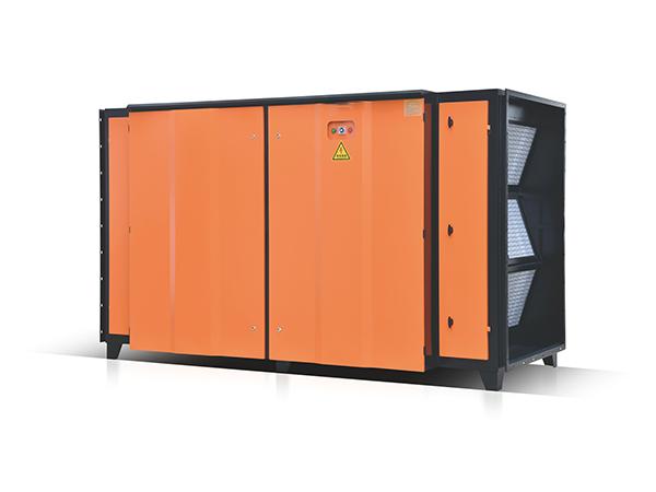 活性炭吸附箱設備
