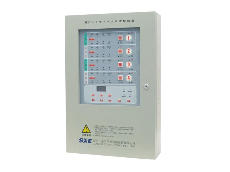 BK101-01A 四防气体灭火控制器