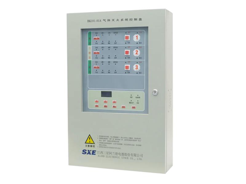 BK101-01 三防气体灭火控制器