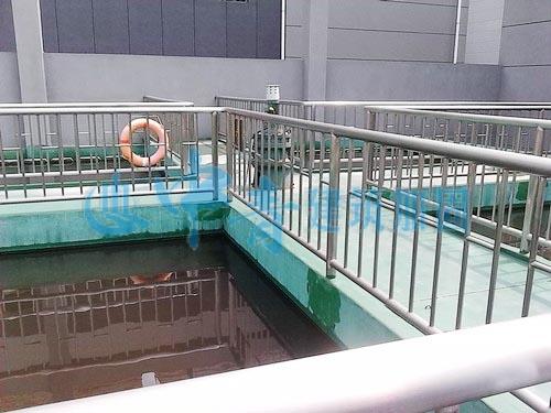 深南电路废水处理改造工程土建工程|广东胜特建筑