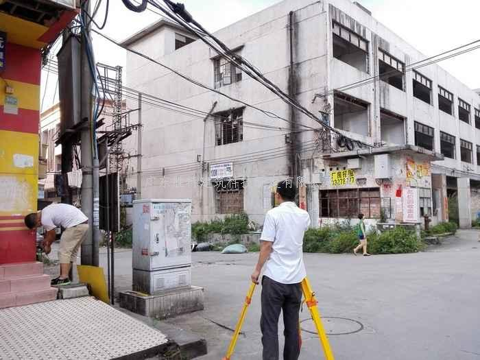 东莞住宅办公楼纠偏加固工程实例