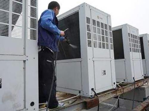中央空调设备清洗