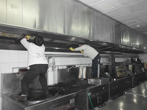 房油烟系统清洗