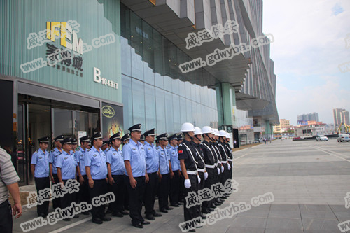 急找珠海市香洲保安服务公司,来威远,最快3天上岗,稳定