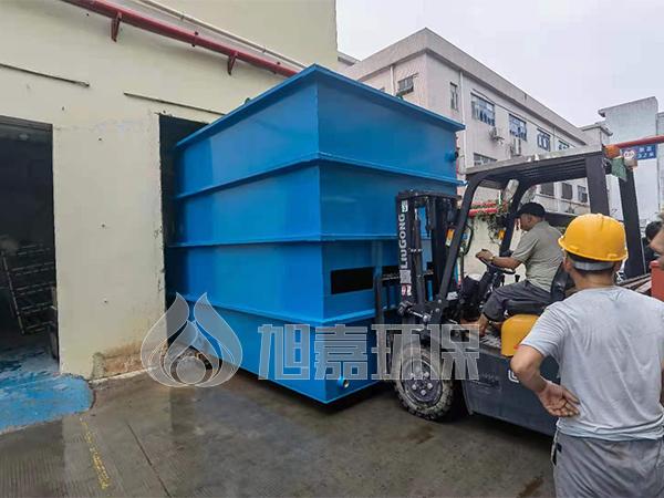 工业打磨废水处理