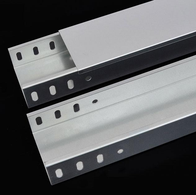 汕头铝合金铝合金线槽加工_不锈钢_铝合金_亿来管槽