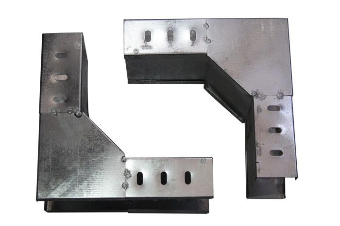 恩平电力工程镀锌桥架_电缆镀锌_大跨越_不锈钢镀锌_亿来管槽