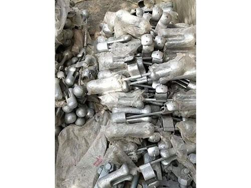 回收電力金具