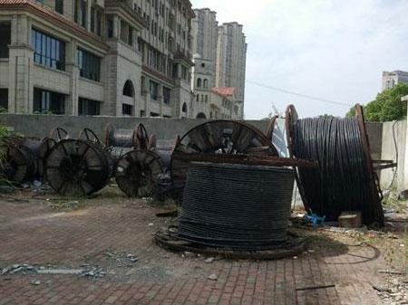 回收電線電纜