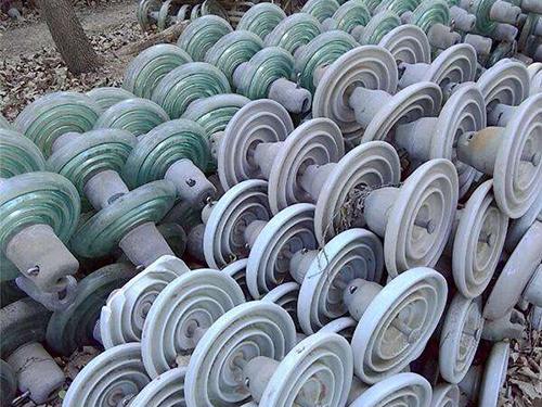 回收陶瓷絕緣子
