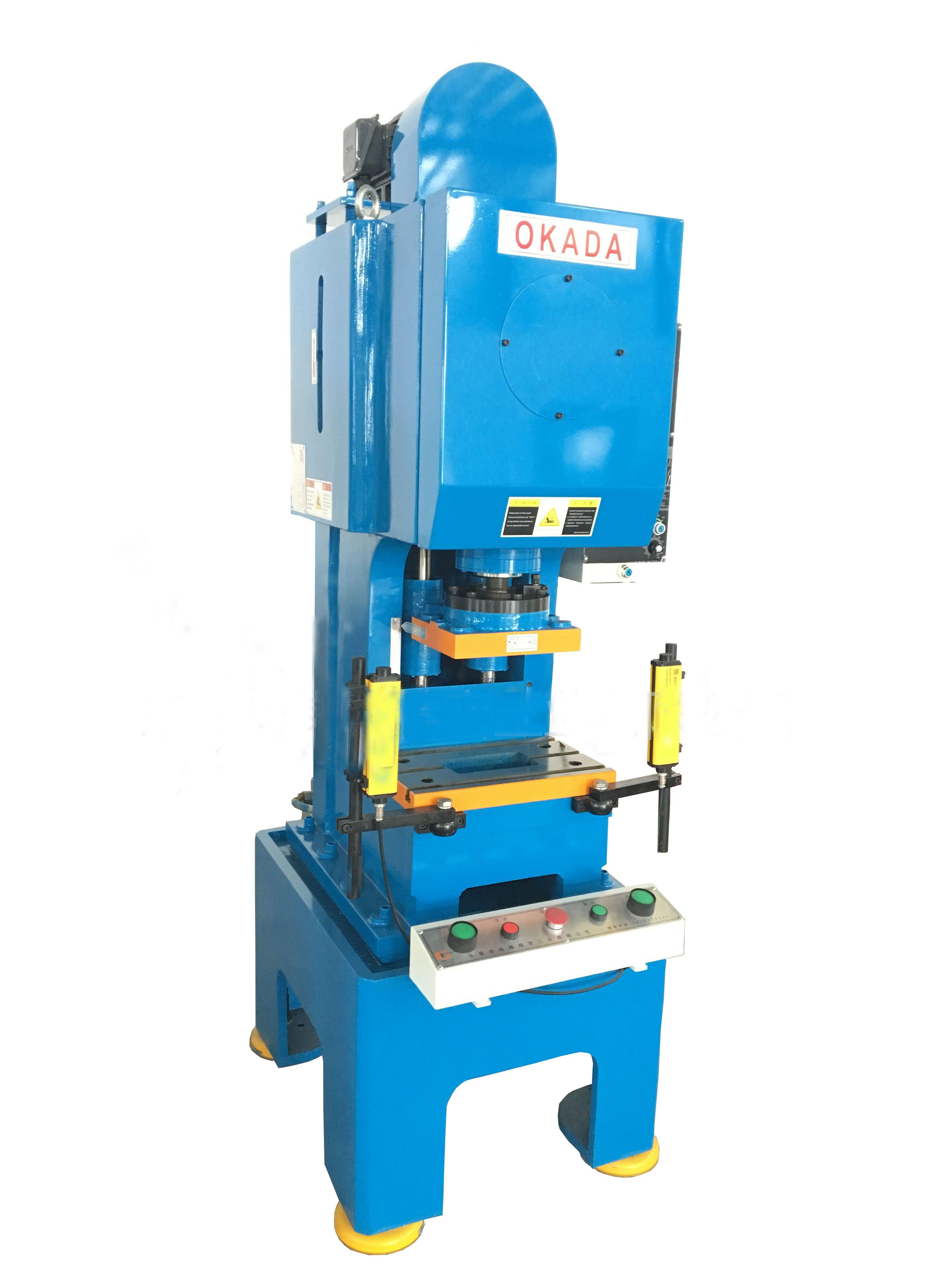 OKADA 厂家直销 伺服微型冲床质量保证GF-15