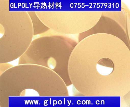耐电压导热硅胶片,软性绝缘耐电压导热硅胶片生产厂家