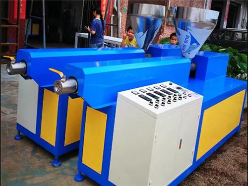 硅膠擠出機供應商_琛城機械_半自動_小型_PVC_微型_單螺桿