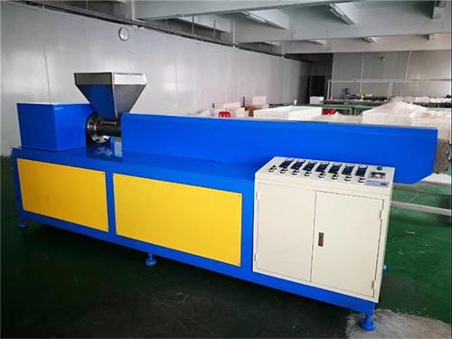 PA雙螺桿擠出機工廠_琛城機械_TPE_橡膠_PS_ABS