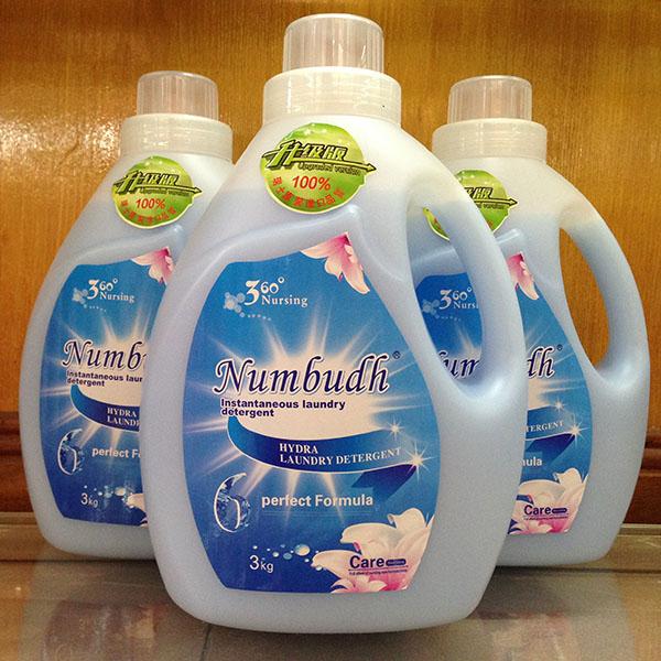 3L衣天然植物洗衣液