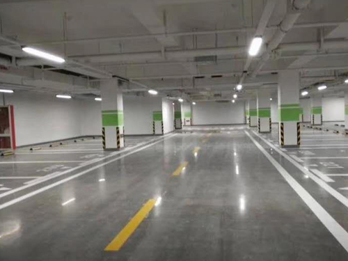 地下車庫地坪系統
