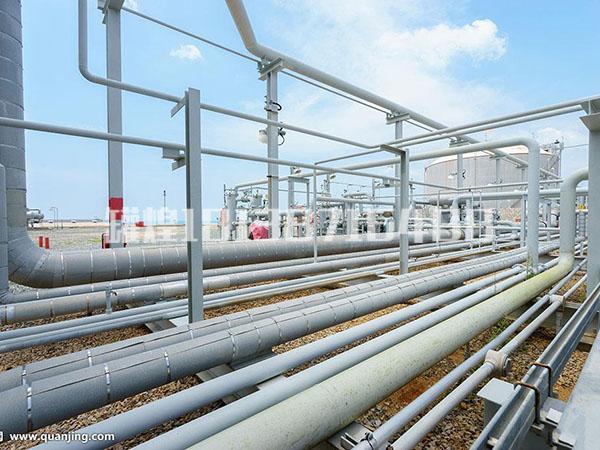 管道安装工程建设