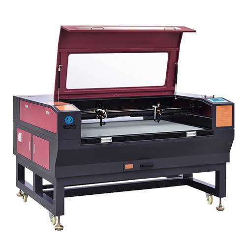 JR-1080 PU皮革激光烧花机