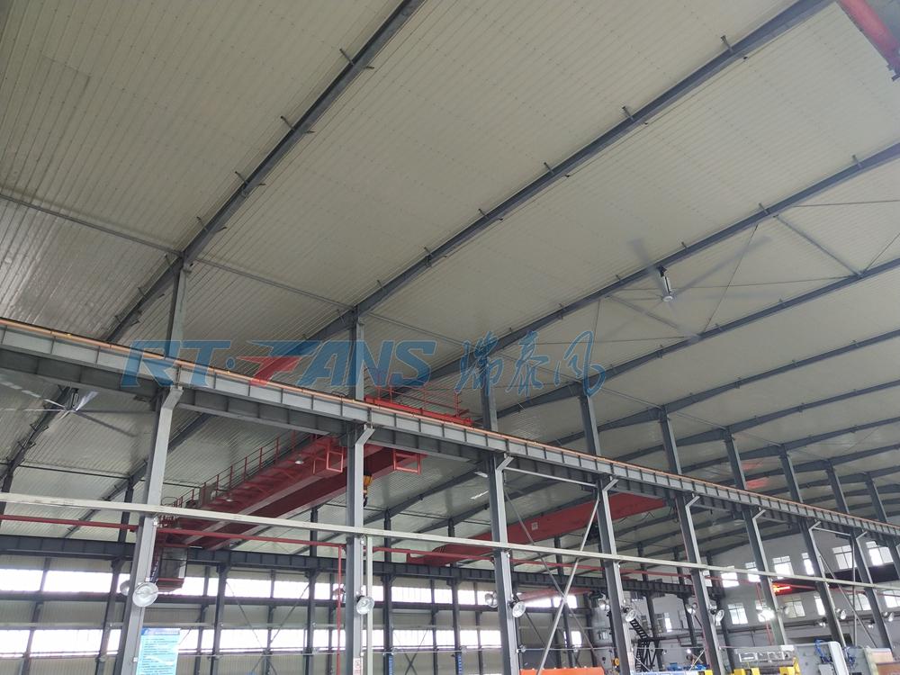 工业风扇厂家,厂房新型通风设备