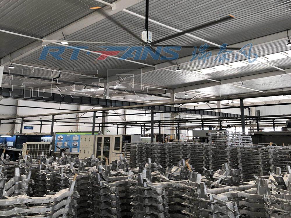 工业风扇厂家,高品质通风设备