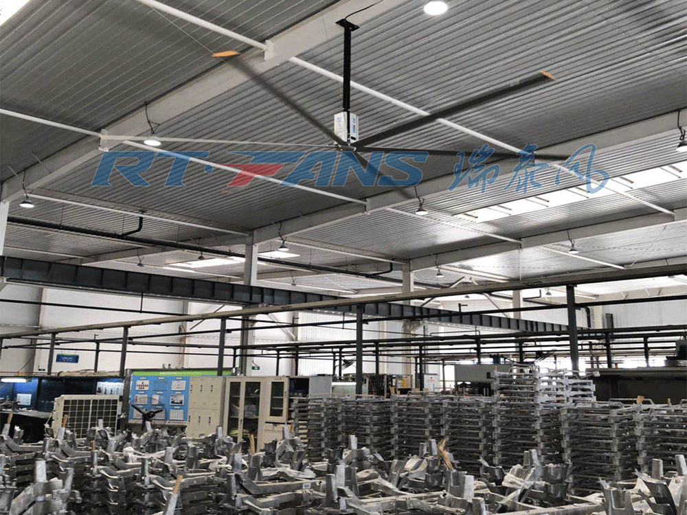 车间工业风扇,厂家规格多样化