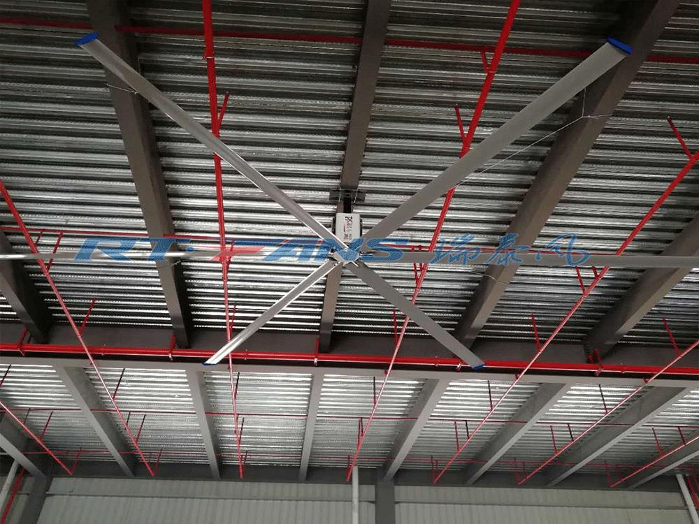 工业厂房吊扇,节能散热自然通风