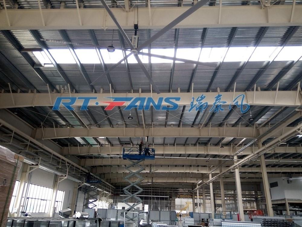大型工業風扇,車間廠房省電降溫設備