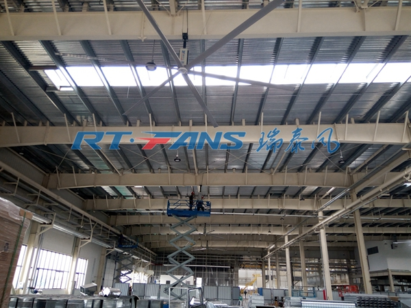 節能工業大風扇,降溫通風設備優質供應商