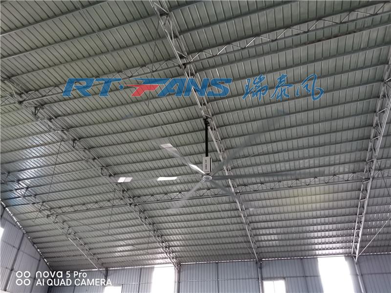 工廠車間工業風扇,安全防護高高風量轉速