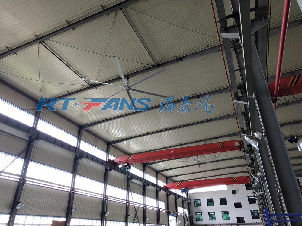 車間降溫工業風扇,節能省電高風量降溫