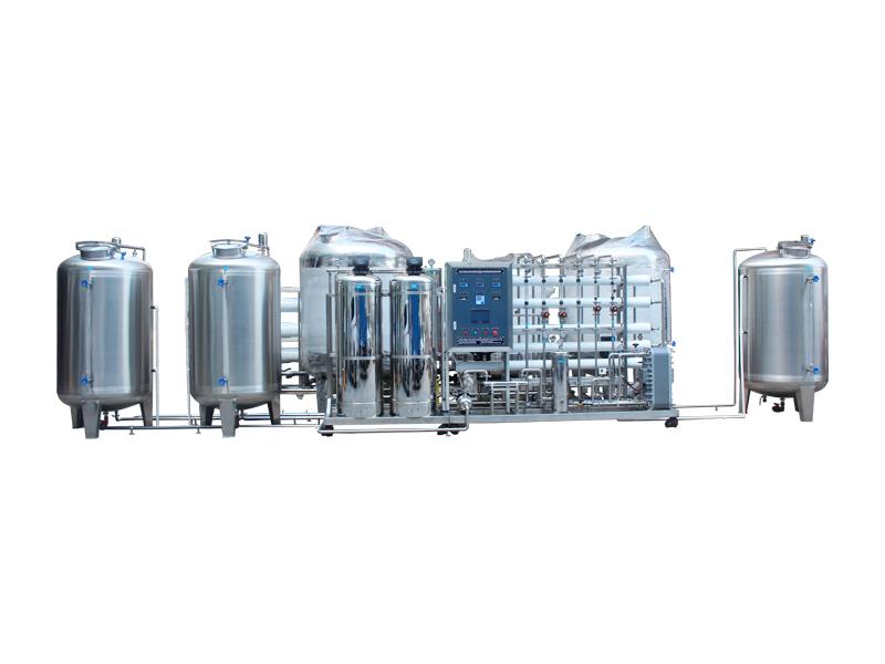 1T/H双级*********+EDL超纯水设备
