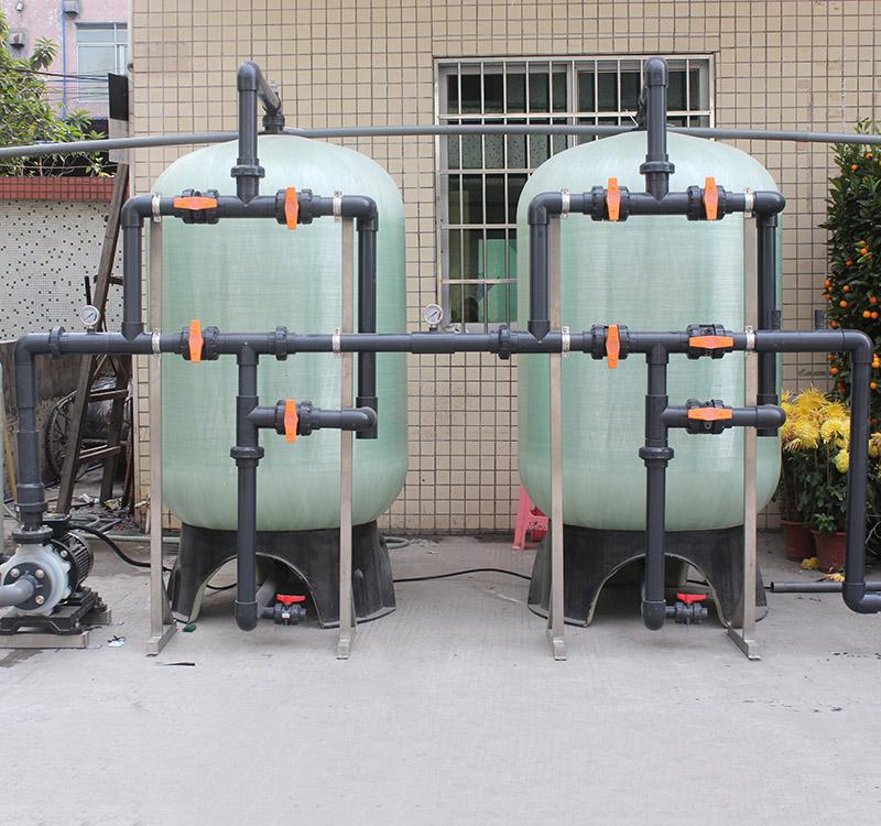 节能海水淡化设备来样定制_纯科环保_耐用_管道式_小型_船用卧式