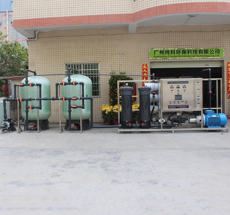 陆用_高压海水淡化设备厂家直销_纯科环保