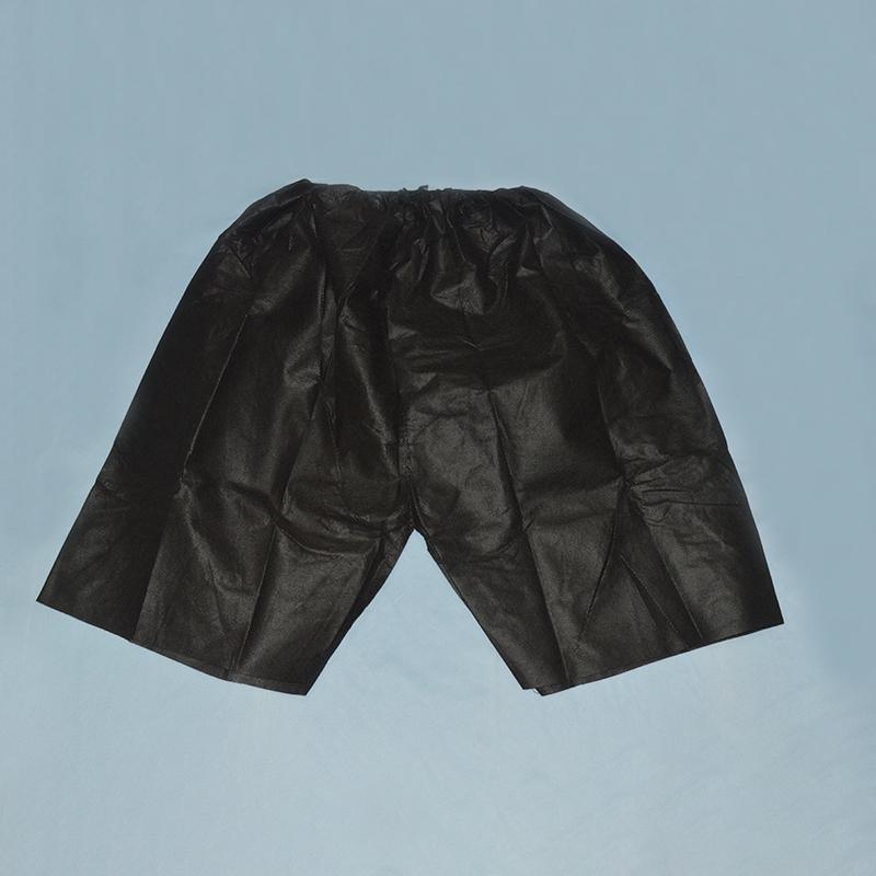 黑色平角褲